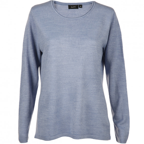 Damen Strickpullover in Cashmere-Optik