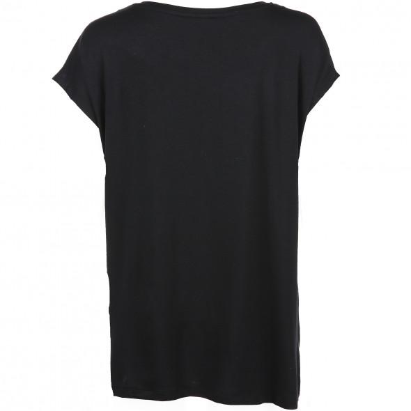Damen Shirt mit überschnittenem Arm