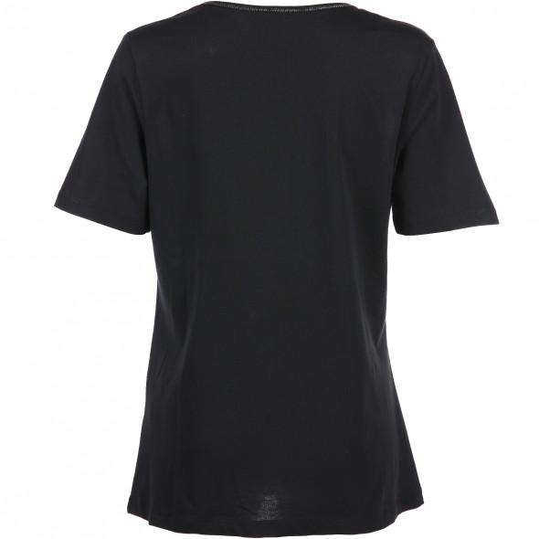 Damen Shirt mit effektvollem Print