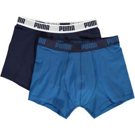 Herren Basic Boxershorts im 2er Pack