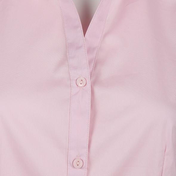 Damen Bluse unifarben