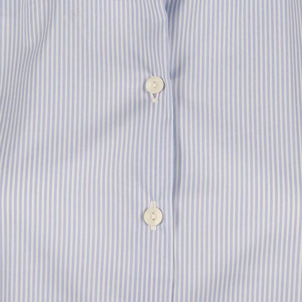 Damen Bluse zart gestreift