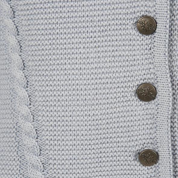 Damen Trachten Cardigan mit Schmuckknöpfen
