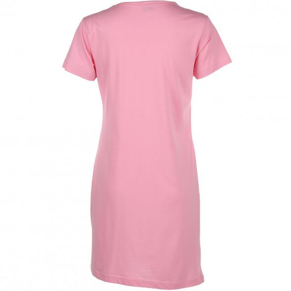 Damen Nachthemd mit witzigem Spruch und Bild