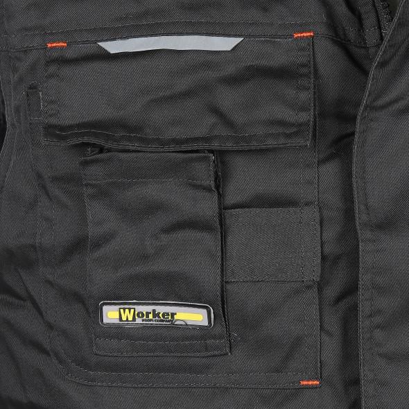 Herren Arbeitsweste mit vielen Taschen