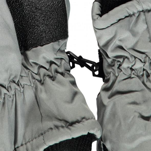 Kinder Skihandschuhe mit verstellbarem Klettverschluss