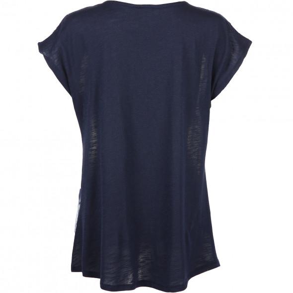 Damen Shirt in sommerlichem Print