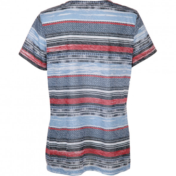 Damen Ausbrenner Shirt in schönem Design