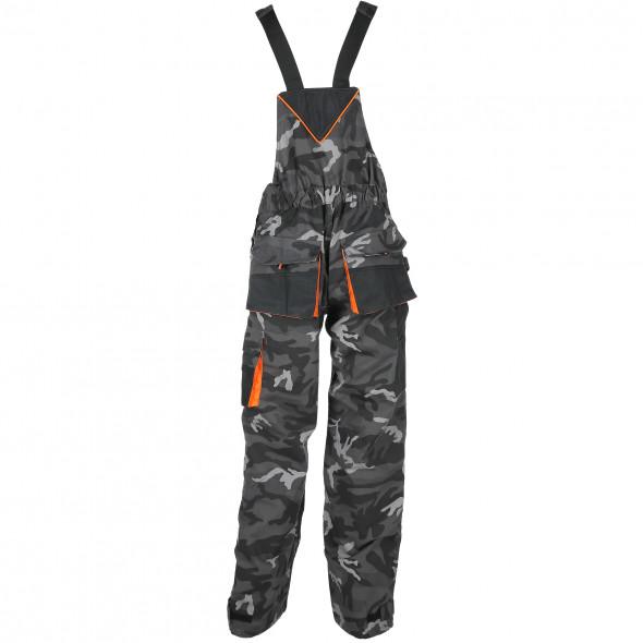 Herren Arbeits-Hose im Camouflage Muster