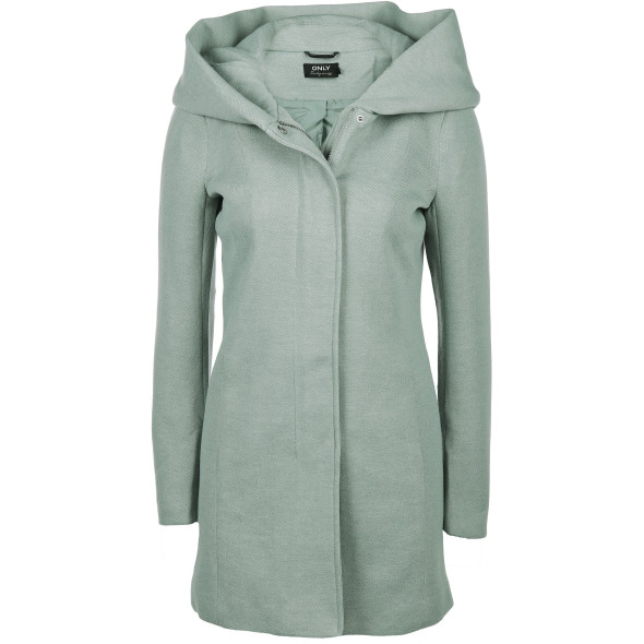 Only ONLSEDONA LIGHT COAT Kapuzenjacke