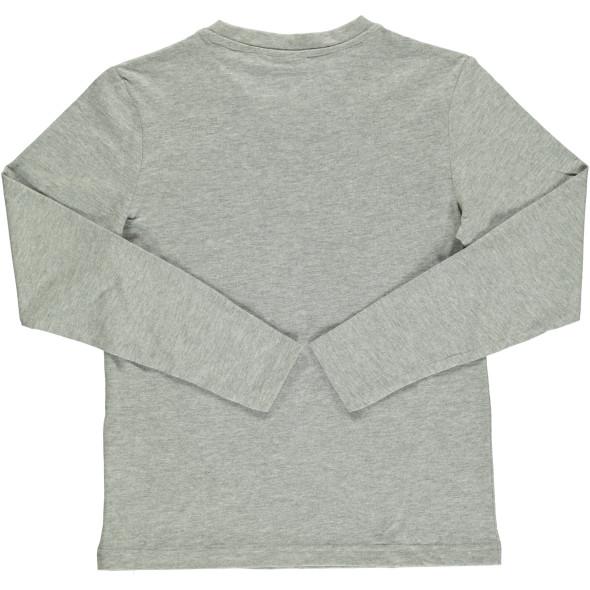 Jungen Langarmshirt mit Frontprint