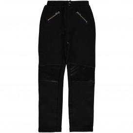 Mädchen Leggings mit Reißverschluss-Taschen
