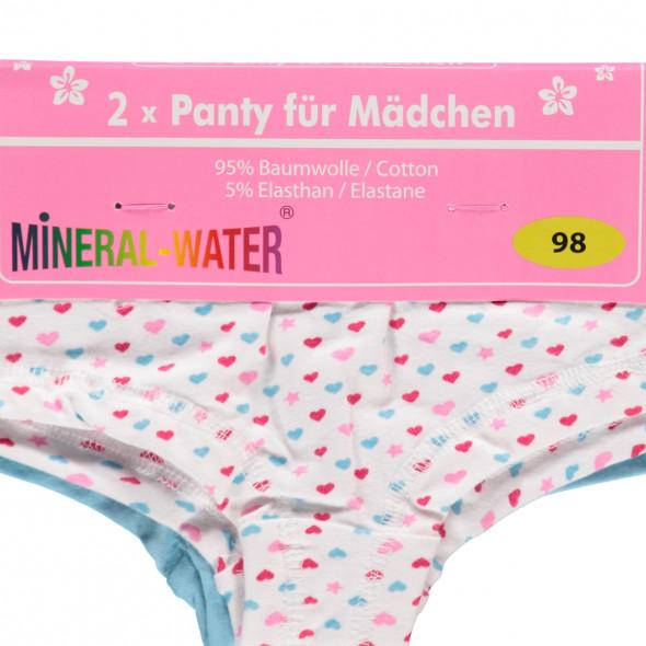 Mädchen Panty 2er Set