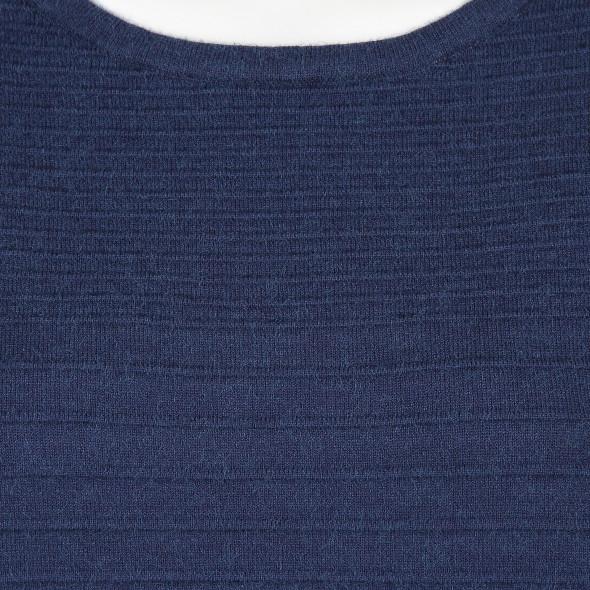 Damen Pullover in Ripp Optik