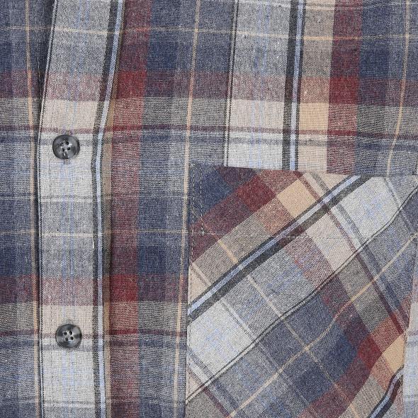 Freizeithemd mit Karo-Muster