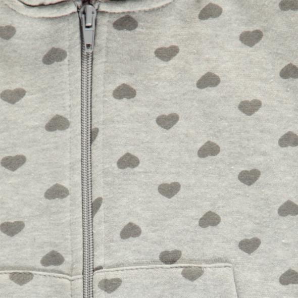 Mädchen Jogging Anzug mit Kapuze