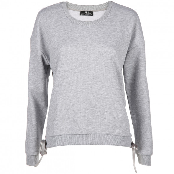 Damen Sweatshirt mit Stickerei