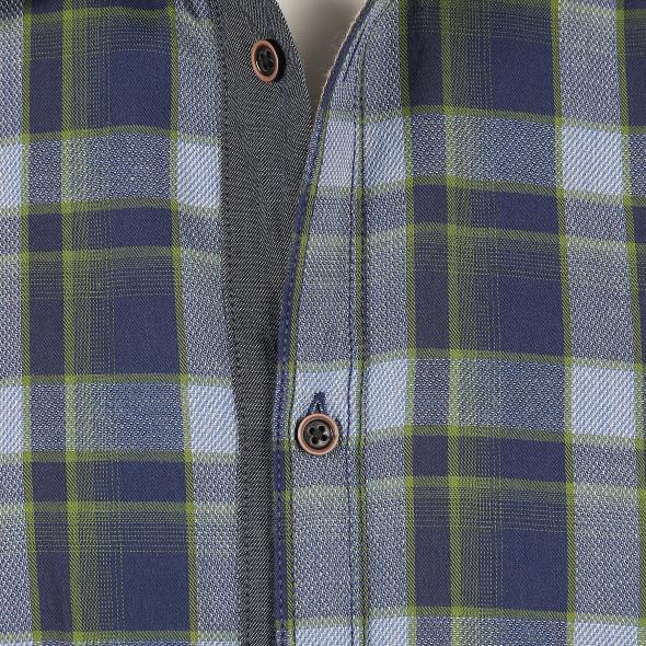 Herren Hemd in karierter Optik