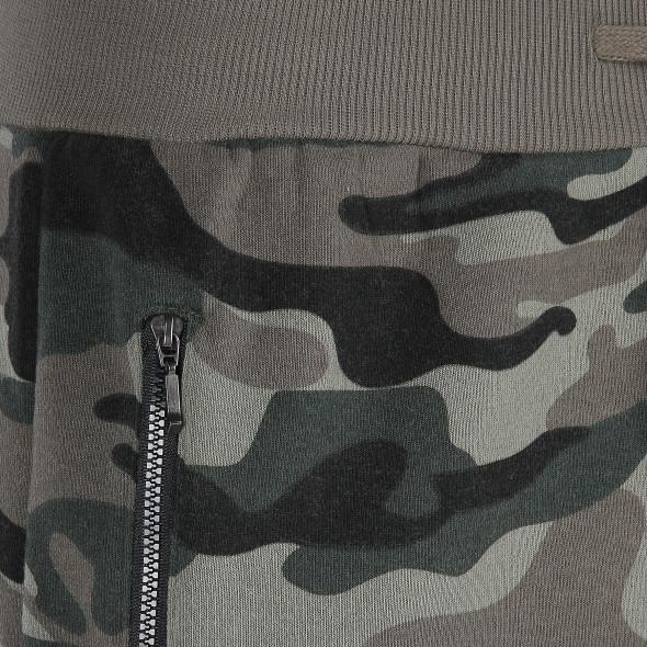Herren Jogginghose im Camouflage Style
