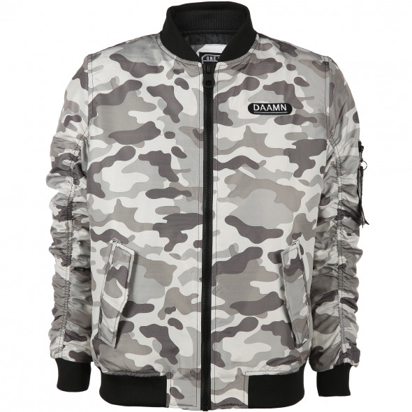 Herren Blouson in Camouflage Optik