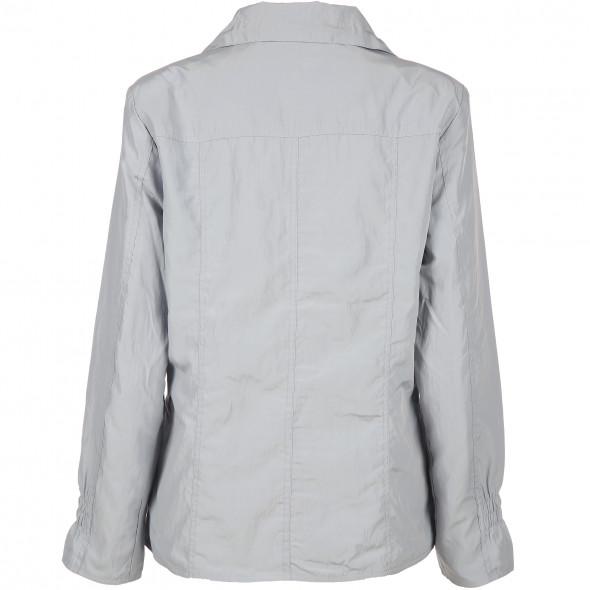 Damen Jacke mit Smokeinsatz