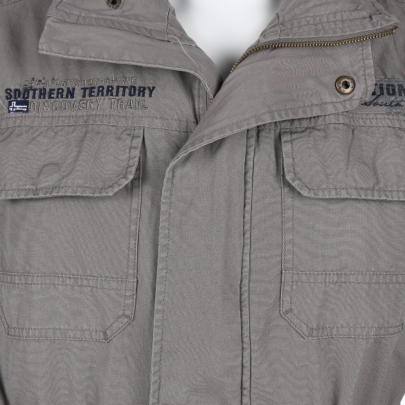 Herrren Fieldjacket mit vielen Details
