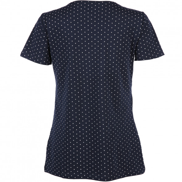 Damen T-Shirt im Minimalprint