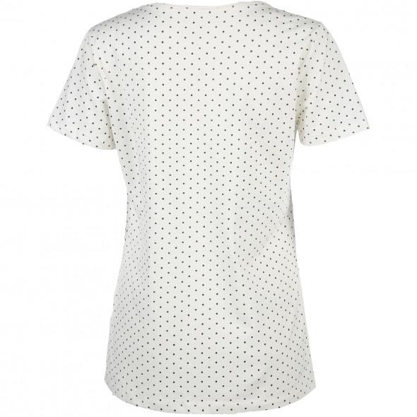 Damen T-Shirt im Minimalprint