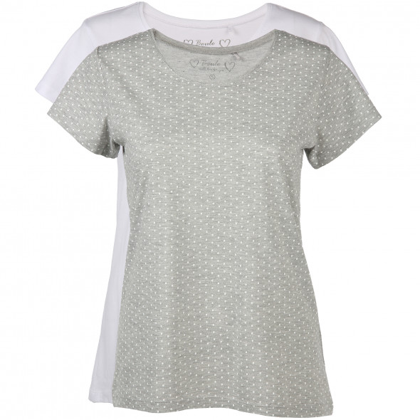 Damen Shirts im 2er Pack