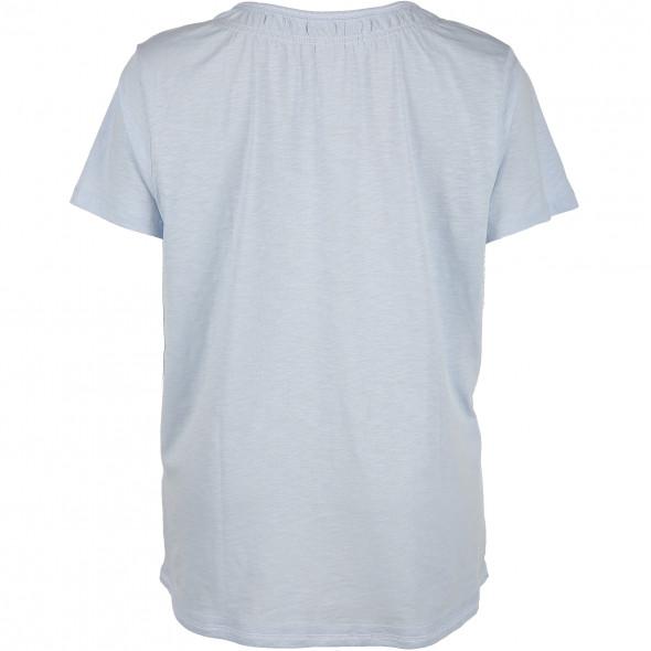 Große Größen Shirt mit Frontdruck