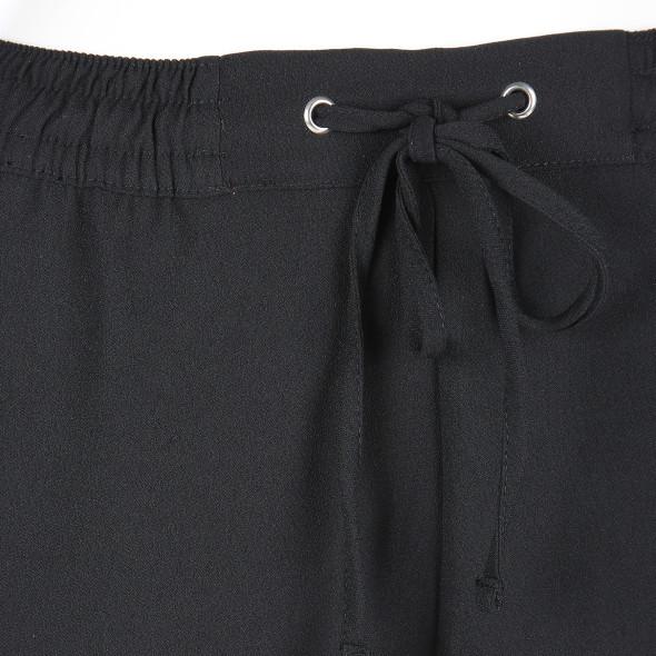 Damen Schlupfhose mit elastischem Bund