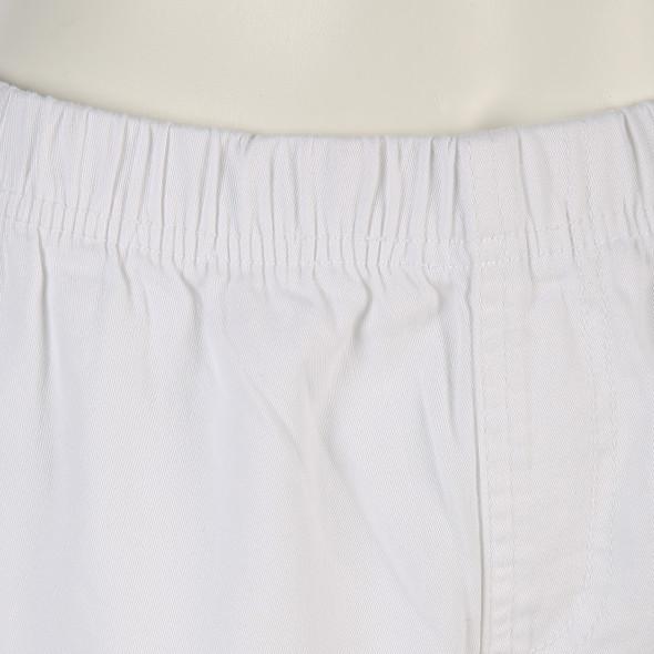 Damen Capri Hose mit elastischem Bund