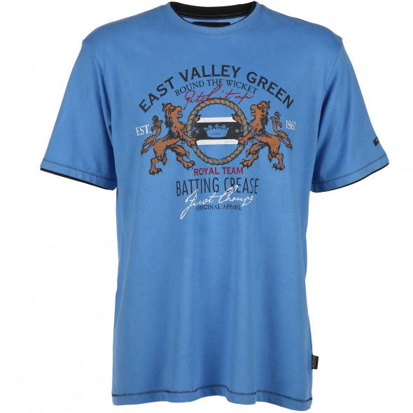 Herren T-Shirt mit großem Frontprint