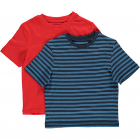 Jungen T-Shirt im 2er Pack