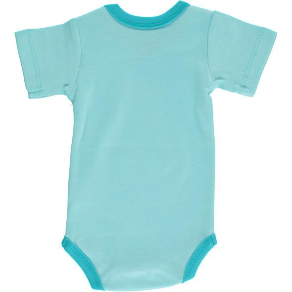 Baby Body mit kurzen Ärmeln