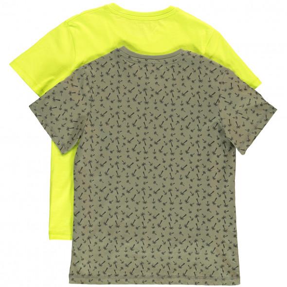 Jungen Shirts im 2er Pack