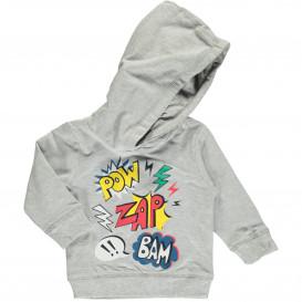 Jungen Sweatshirt mit Comicprint