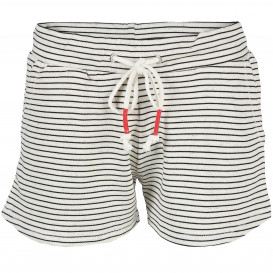 Damen Shorts im Streifenlook