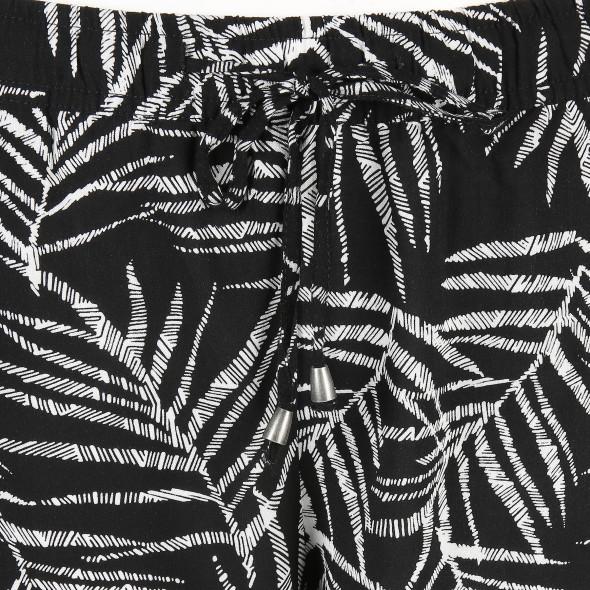 Damen Schlupfhose mit Print