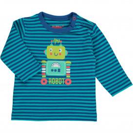 Baby Langarmshirt mit Frontprint