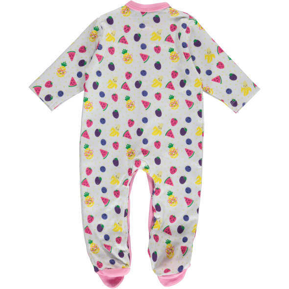 Baby Pyjama mit Allover Print