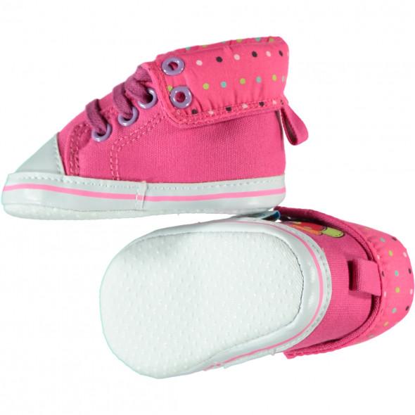 Baby Schuhe mit Gummischnürsenkeln