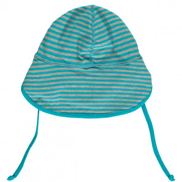 Baby Mütze im Streifenlook