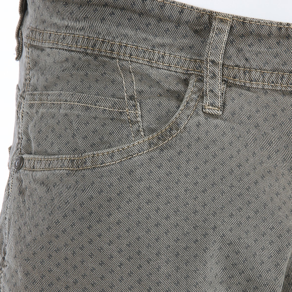 Herren Shorts im Minimaldruck