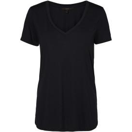 Damen Vero Moda Shirt mit V-Ausschnitt