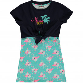 Mädchen Set bestehend aus Kleid und Shirt