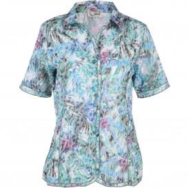 Damen Bluse in Ausbrennerware
