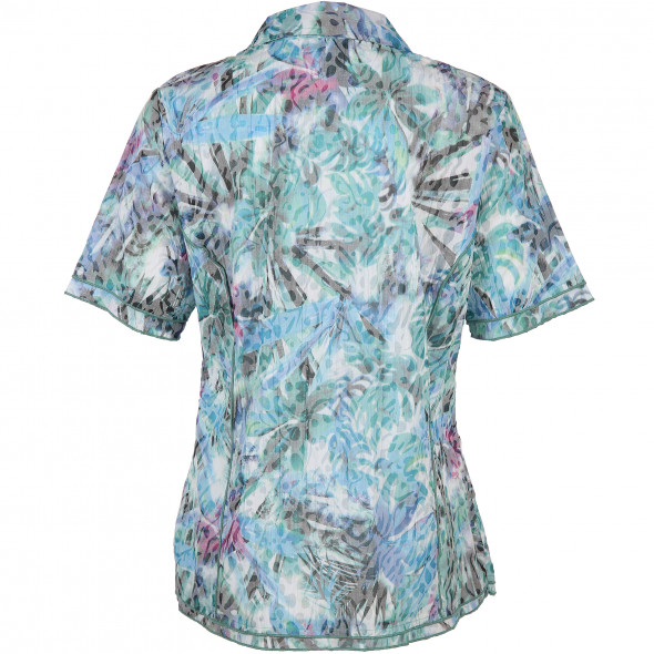 Damen Bluse in Ausbrennerware