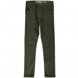 Jungen Hose mit verstellbarer Taillenweite