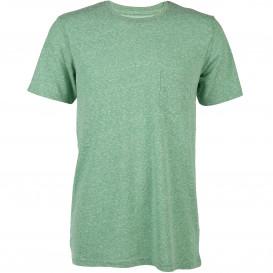 Herren T-Shirt in Melange Optik